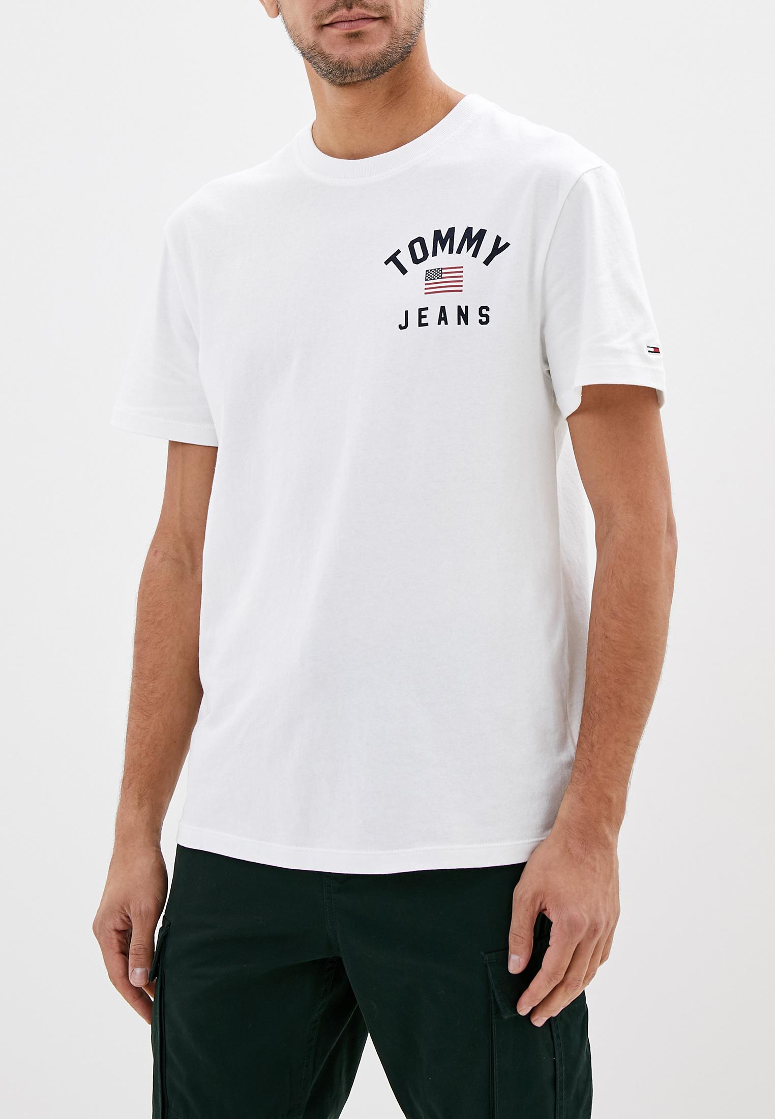 Футболка с коротким рукавом Tommy Jeans DM0DM07008