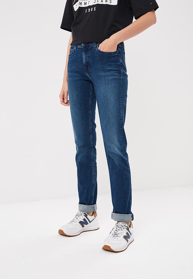 Прямые джинсы Tommy Jeans DW0DW04722