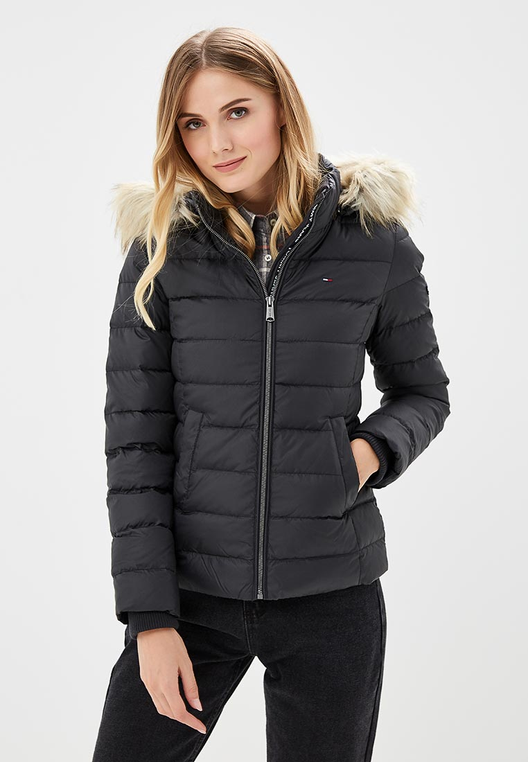 Утепленная куртка Tommy Jeans DW0DW04711
