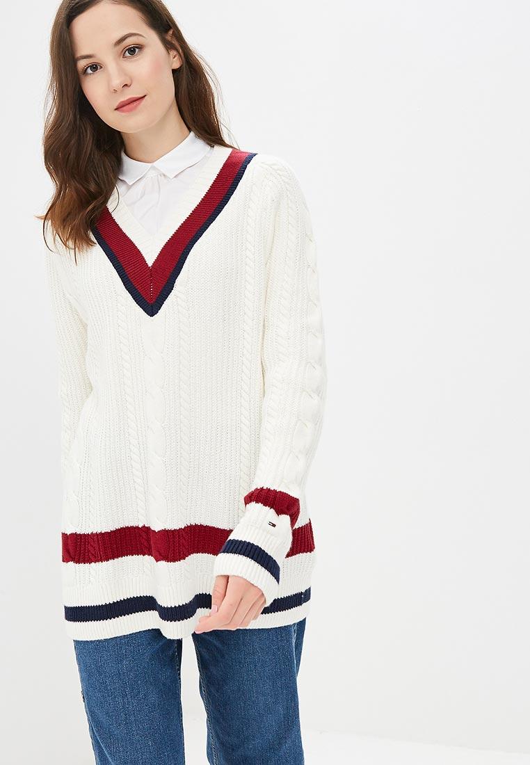 Пуловер Tommy Jeans DW0DW05143