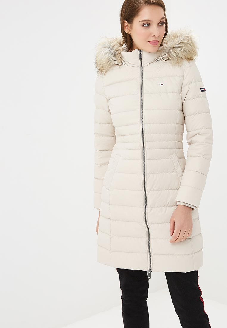 Утепленная куртка Tommy Jeans DW0DW05155