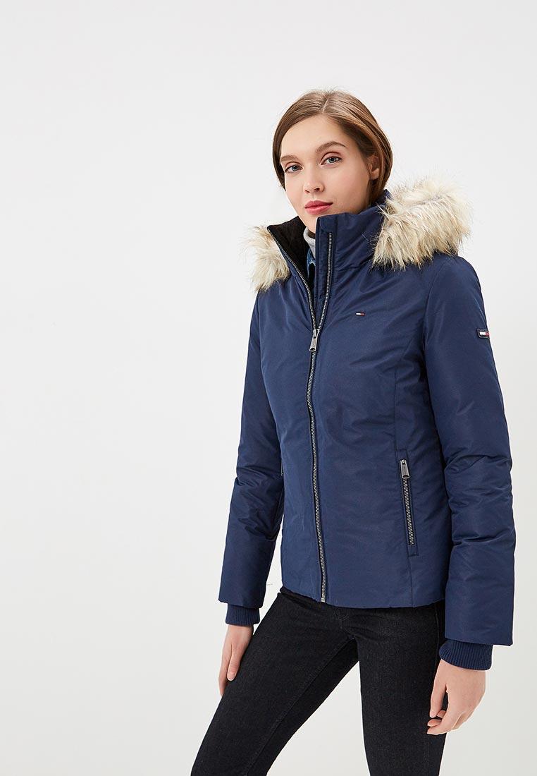 Утепленная куртка Tommy Jeans DW0DW05161