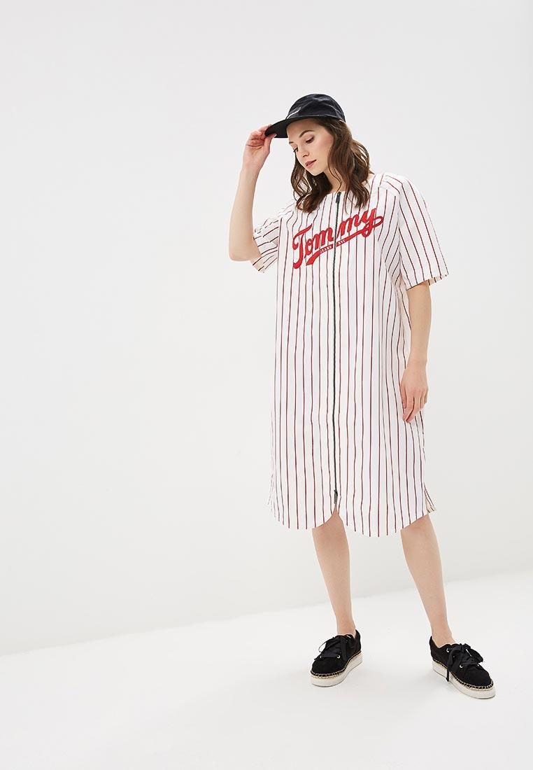 Платье Tommy Jeans DW0DW05193