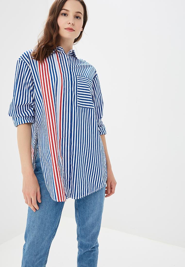 Женские рубашки с длинным рукавом Tommy Jeans DW0DW05243