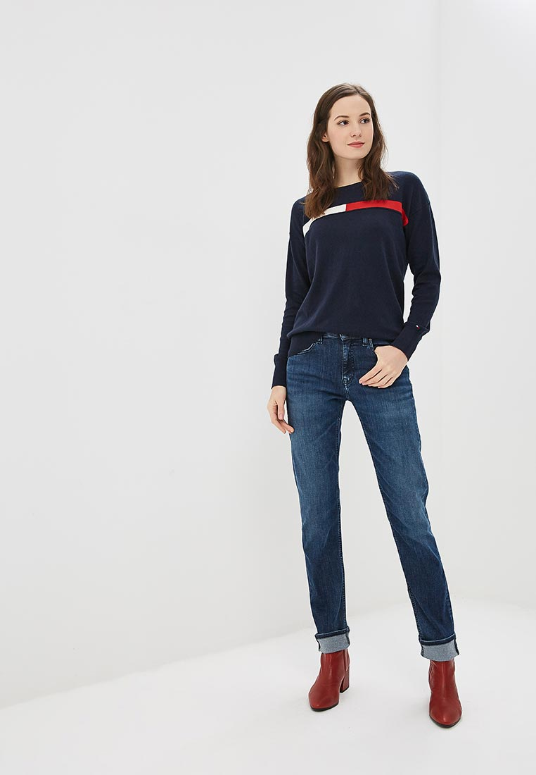 Прямые джинсы Tommy Jeans DW0DW04997: изображение 2