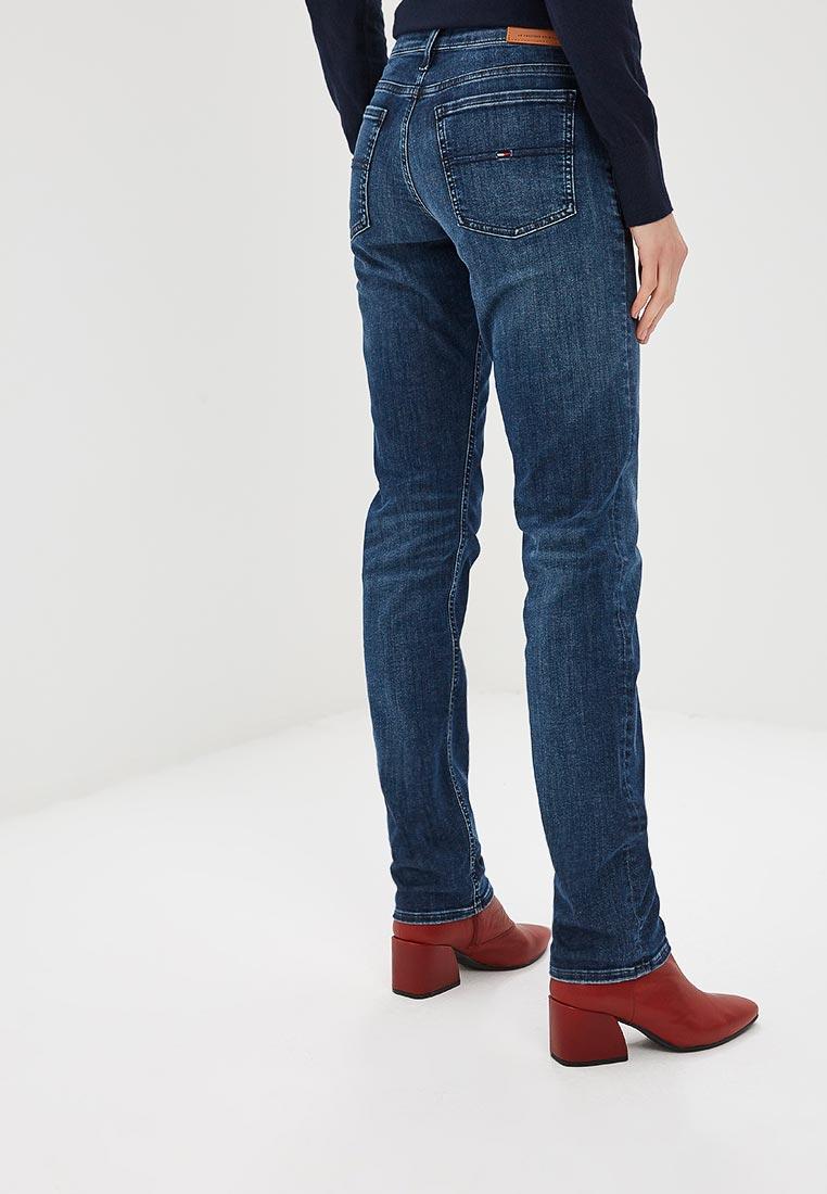 Прямые джинсы Tommy Jeans DW0DW04997: изображение 3