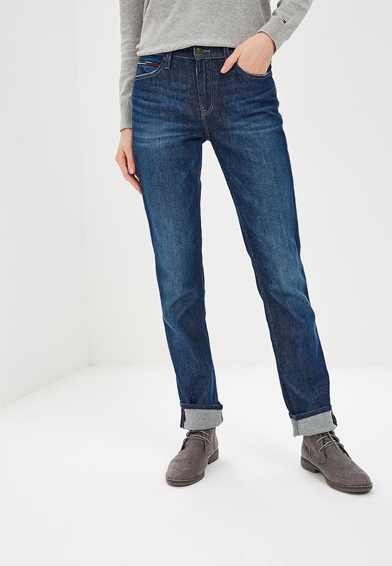 Прямые джинсы Tommy Jeans DW0DW05425