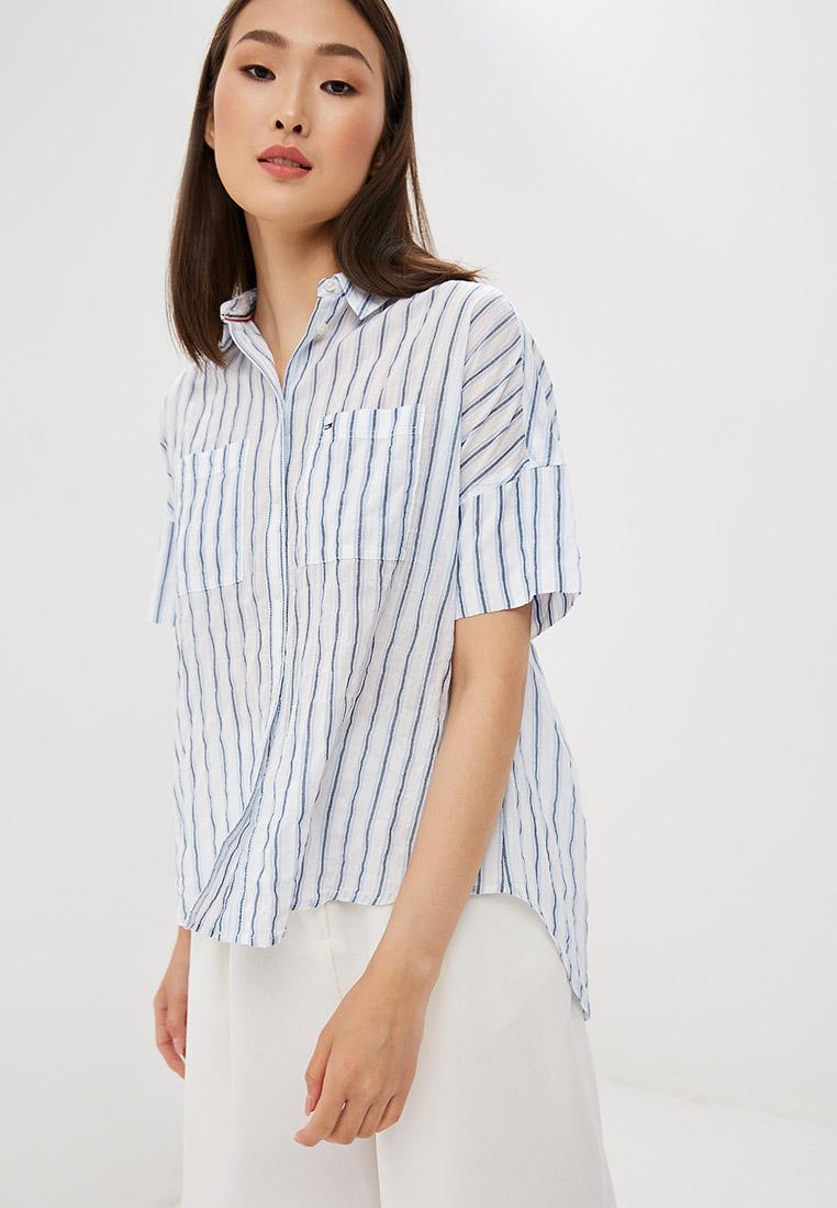 Рубашка с коротким рукавом Tommy Jeans DW0DW06682