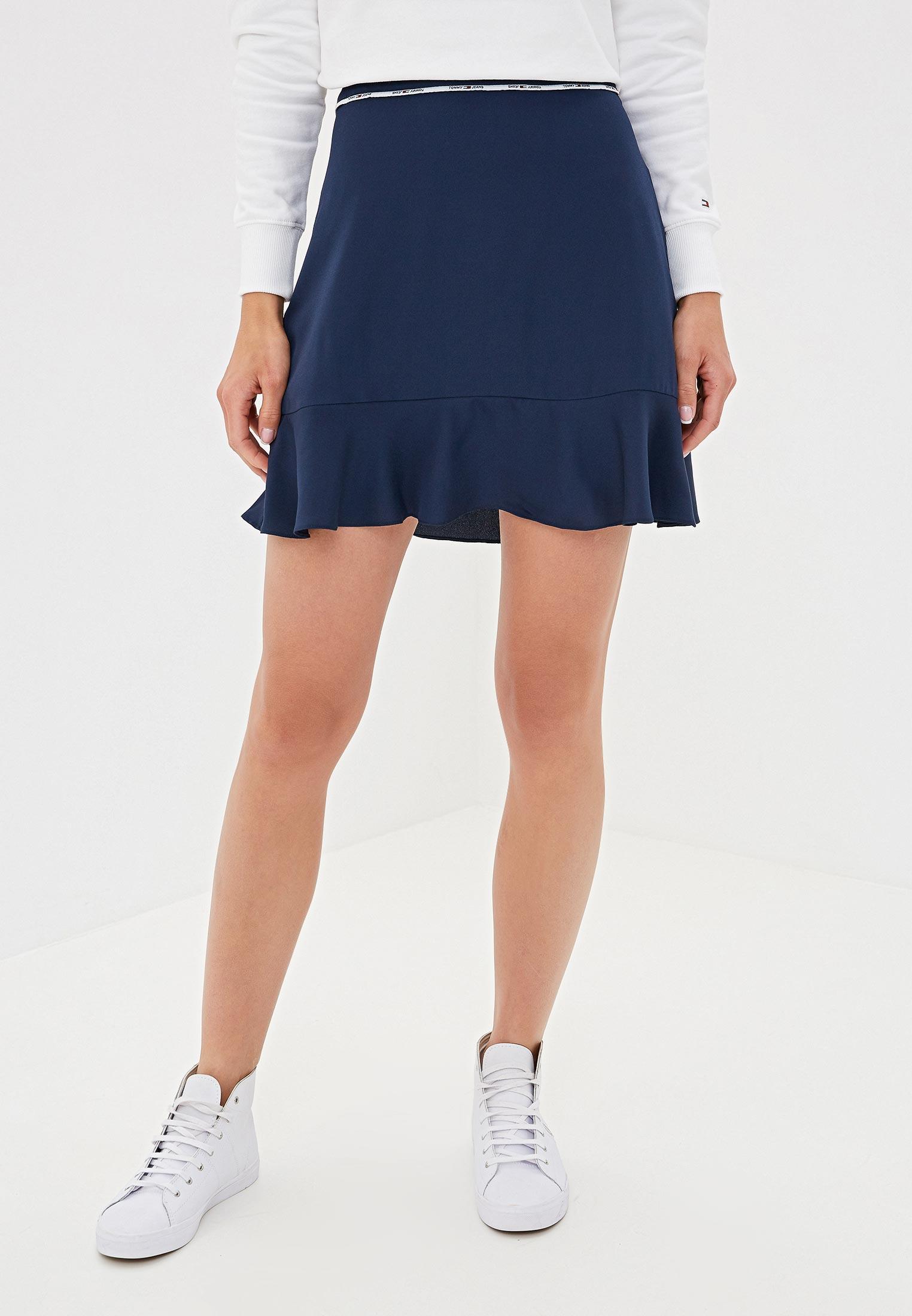 Широкая юбка Tommy Jeans DW0DW06828