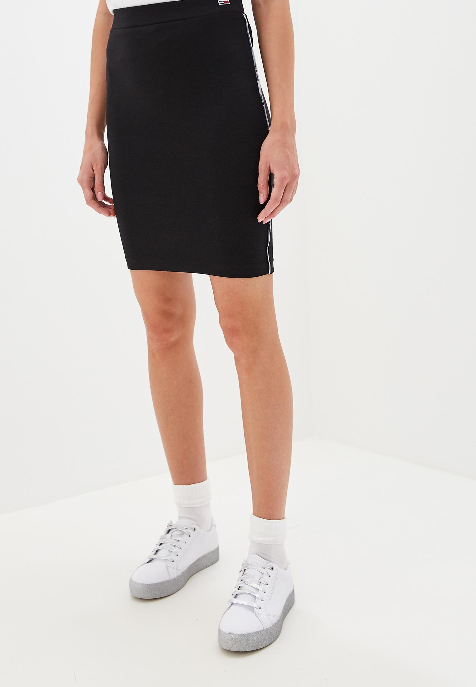 Узкая юбка Tommy Jeans DW0DW06872