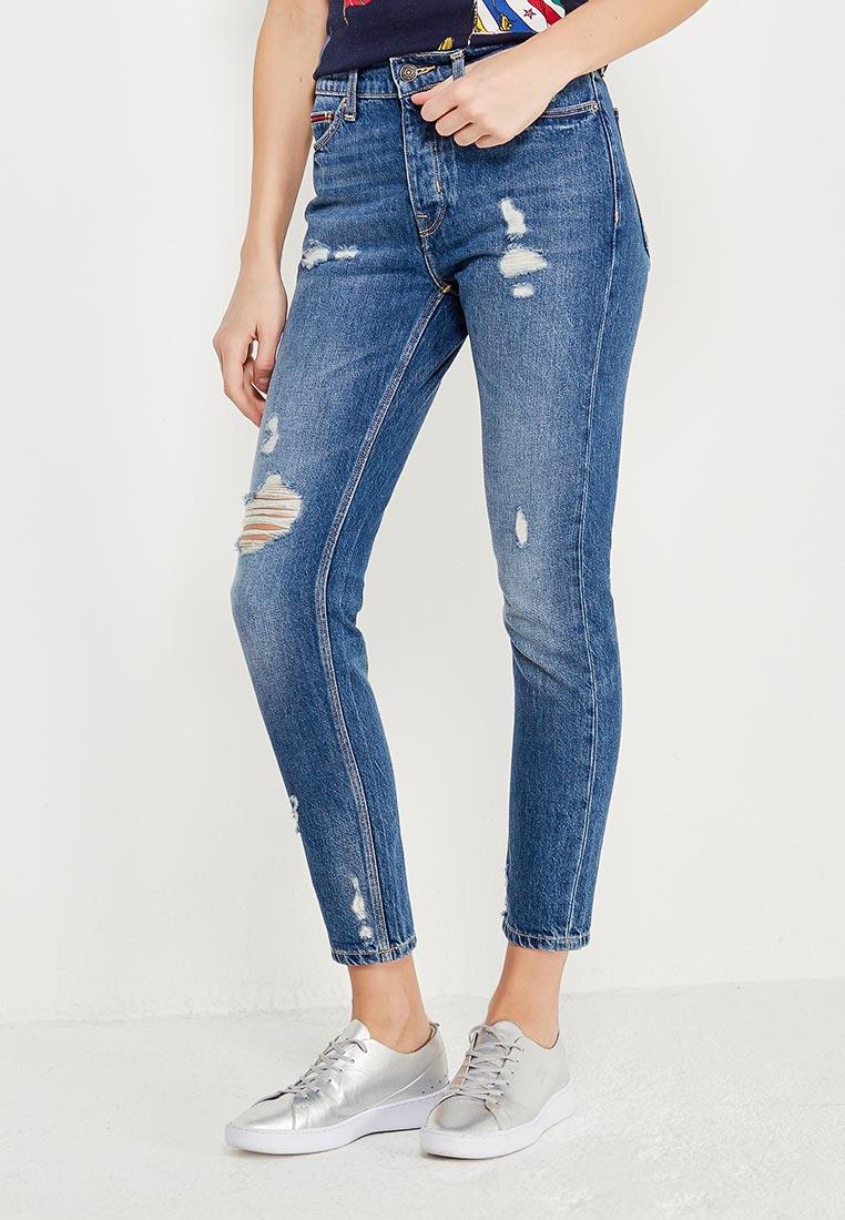 Зауженные джинсы Tommy Jeans DW0DW03927: изображение 1