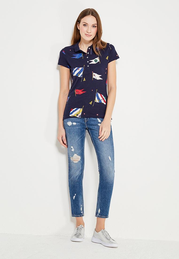 Зауженные джинсы Tommy Jeans DW0DW03927: изображение 2
