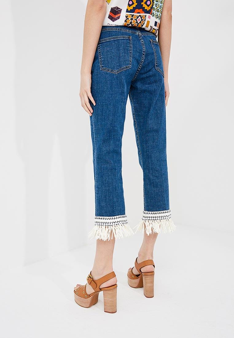 Зауженные джинсы Tory Burch 46325: изображение 3