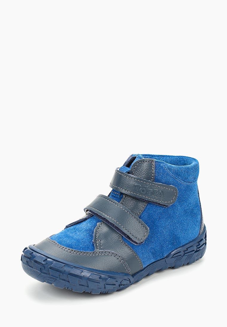 Ботинки для девочек Totta 201-БП-3,112