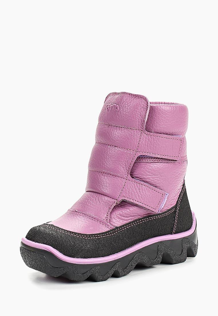 Ботинки для девочек Totta 453-МП-700