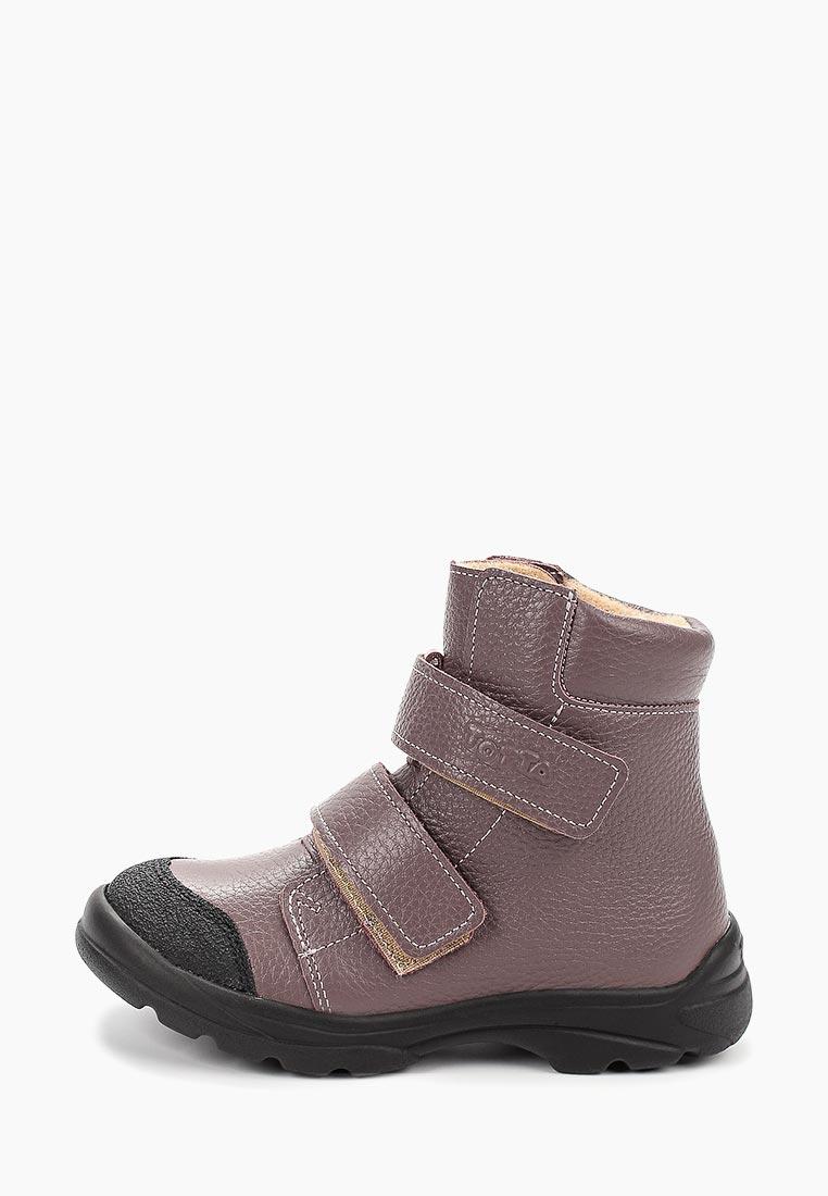 Ботинки для девочек Totta 338-БП