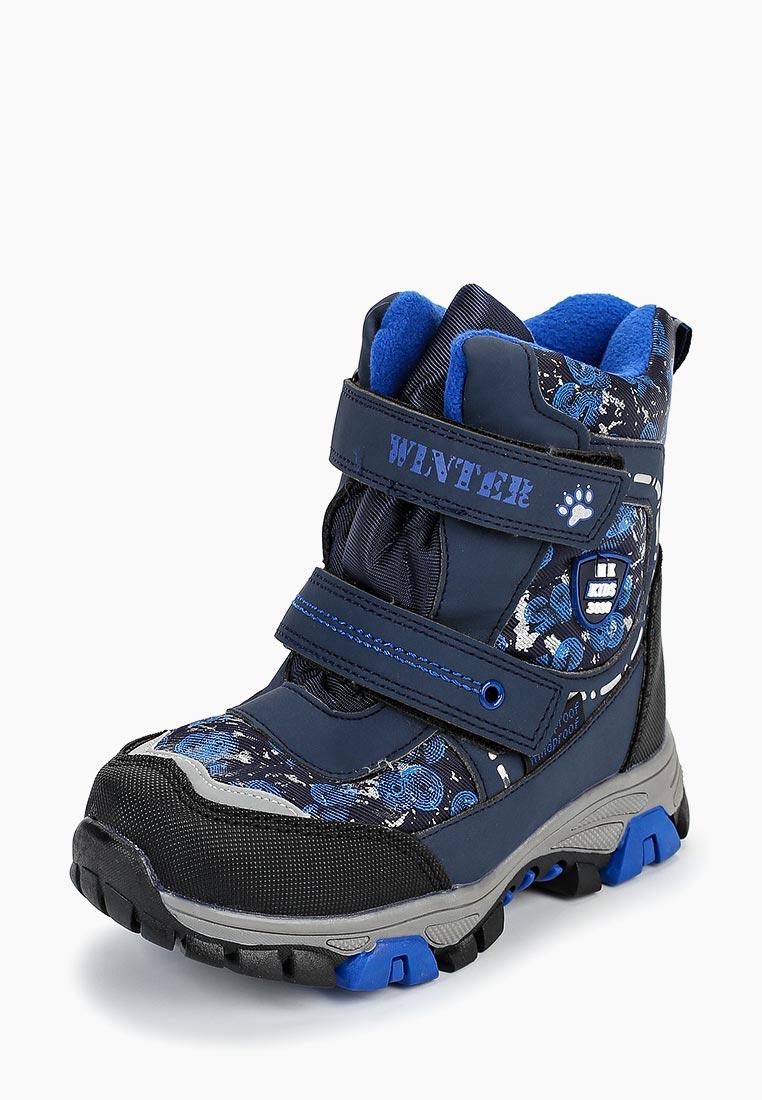 Ботинки для мальчиков TOM MIKI B-3850-C