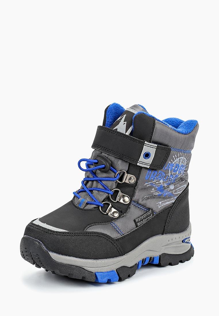 Ботинки для мальчиков TOM MIKI B-3857-B