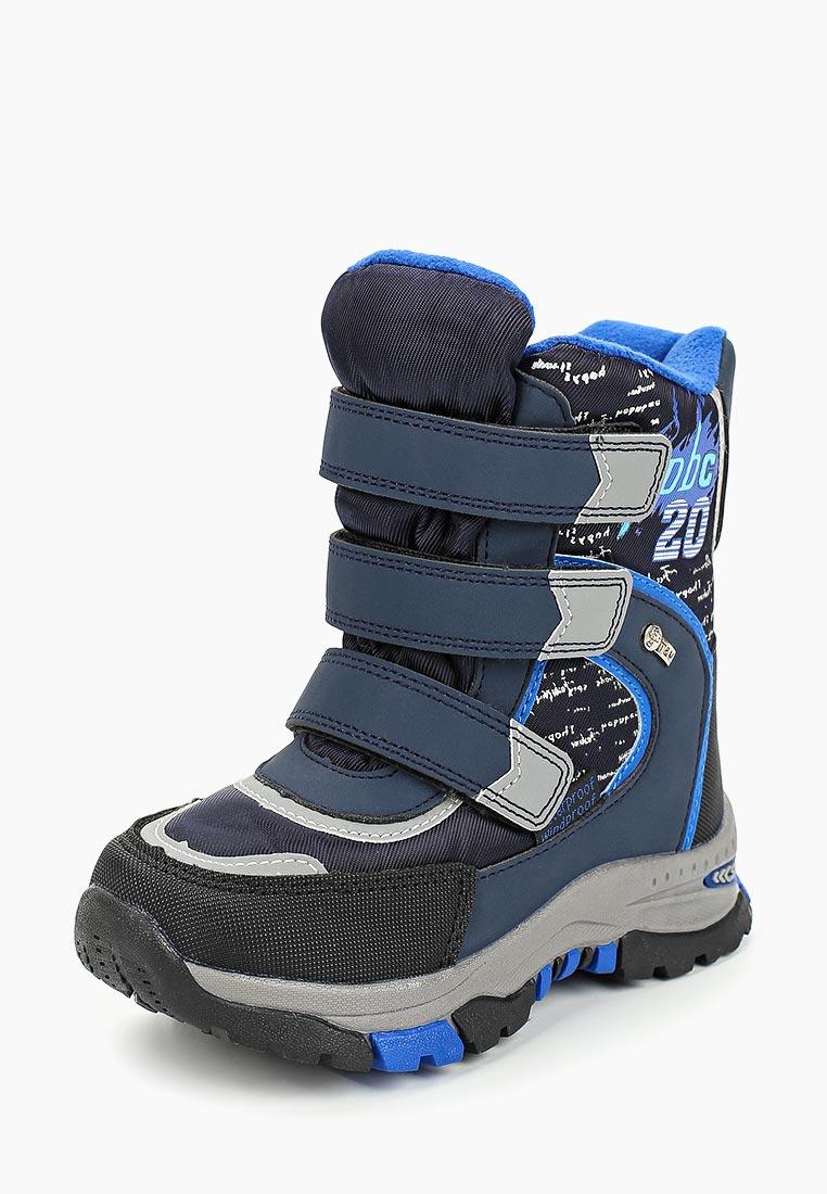 Ботинки для мальчиков TOM MIKI B-3858-C