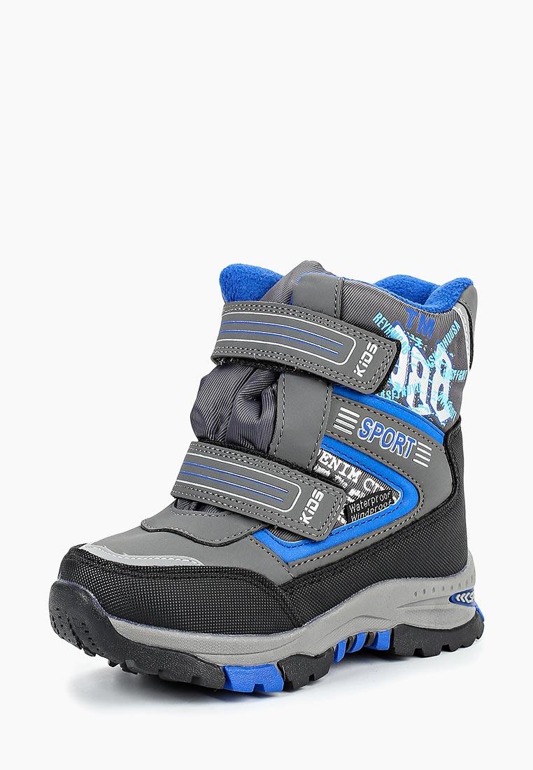 Ботинки для мальчиков TOM MIKI B-3860-B