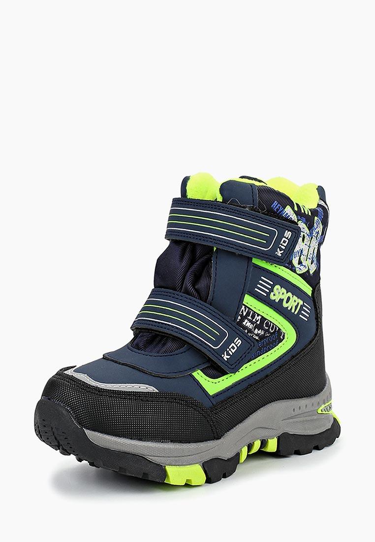 Ботинки для мальчиков TOM MIKI B-3860-C