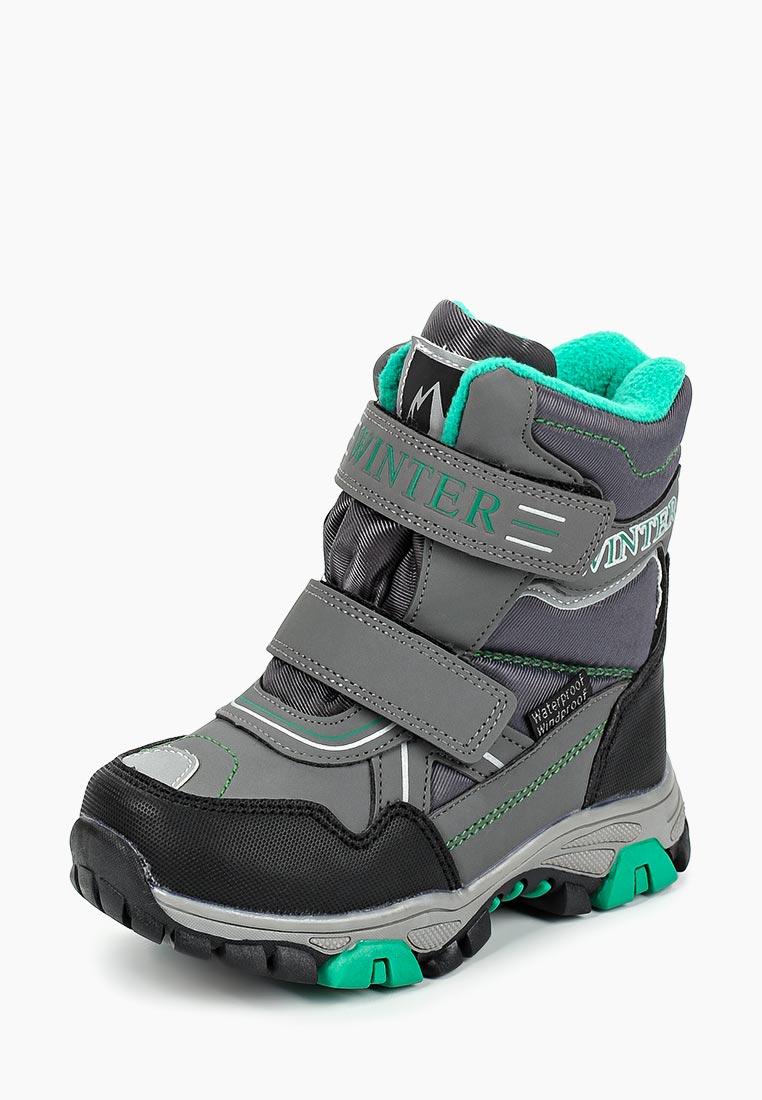 Ботинки для мальчиков TOM MIKI B-5089-B