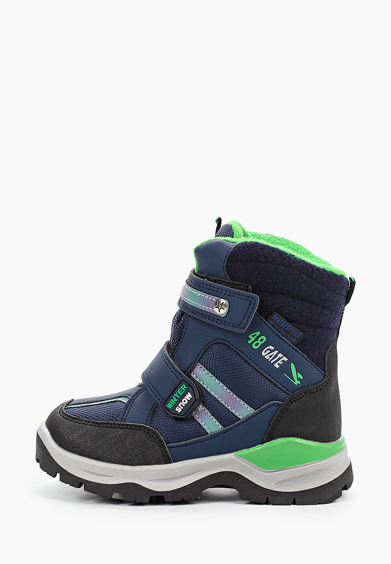 Ботинки для мальчиков Tom-Miki B-5709-E