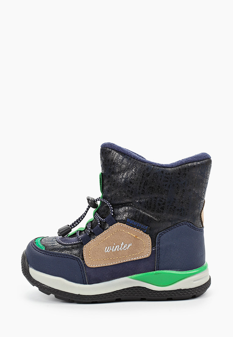 Ботинки для мальчиков TOM MIKI B-5874-D