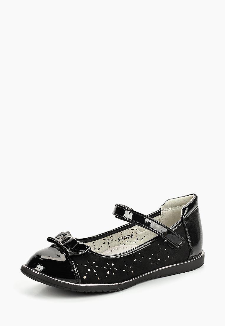 Туфли для девочек Tom-Miki B-3772-B