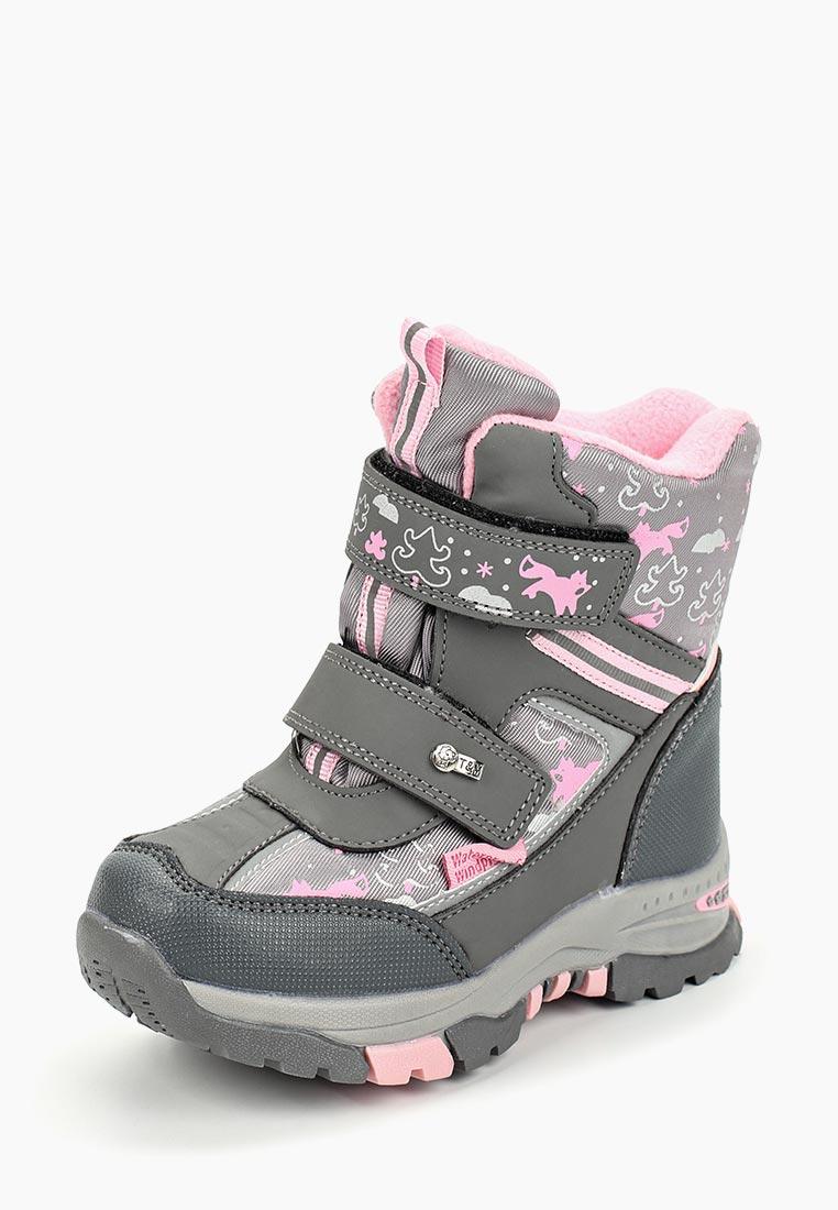 Ботинки для девочек Tom-Miki B-3852-A