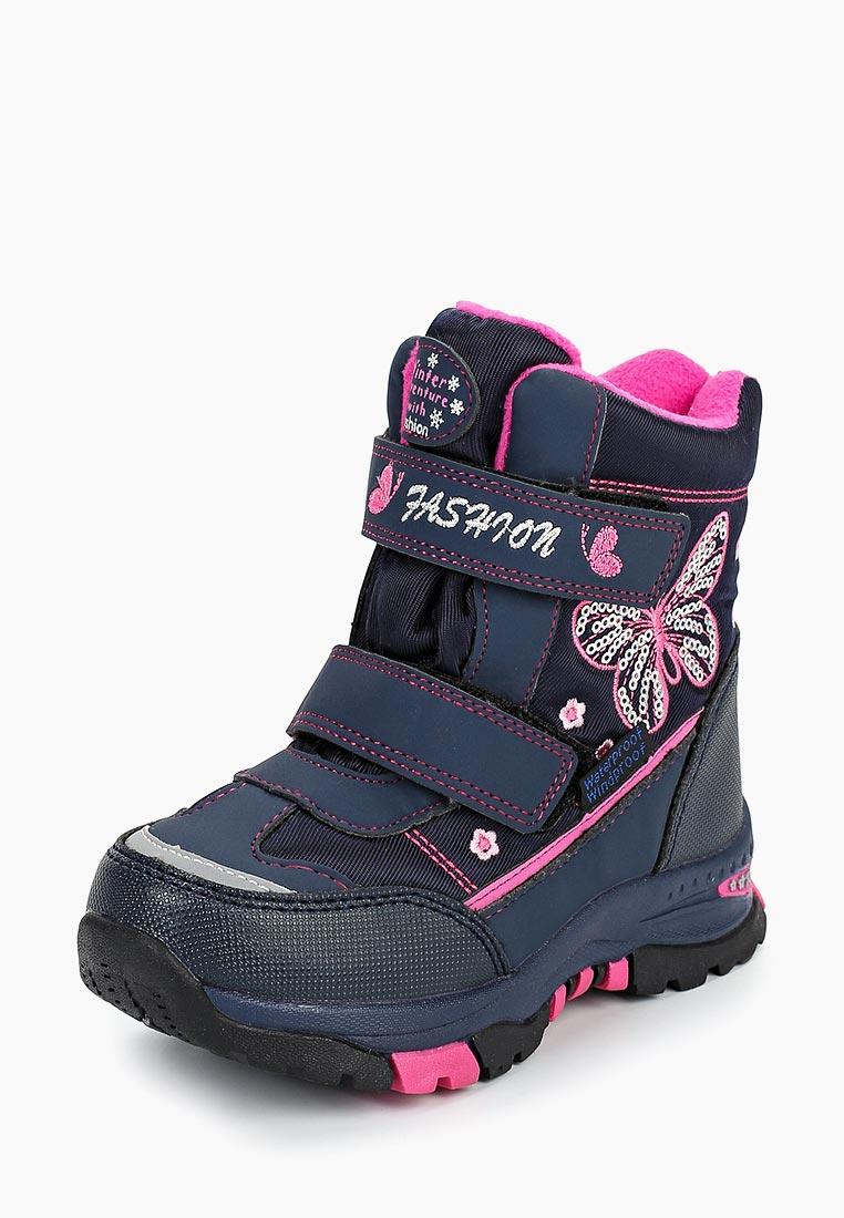 Ботинки для девочек TOM MIKI B-3854-B