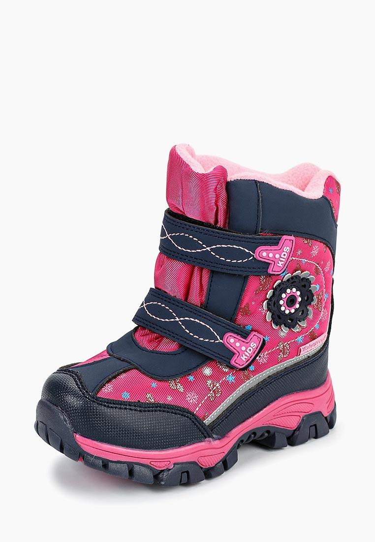 Ботинки для девочек Tom-Miki B-3933-B