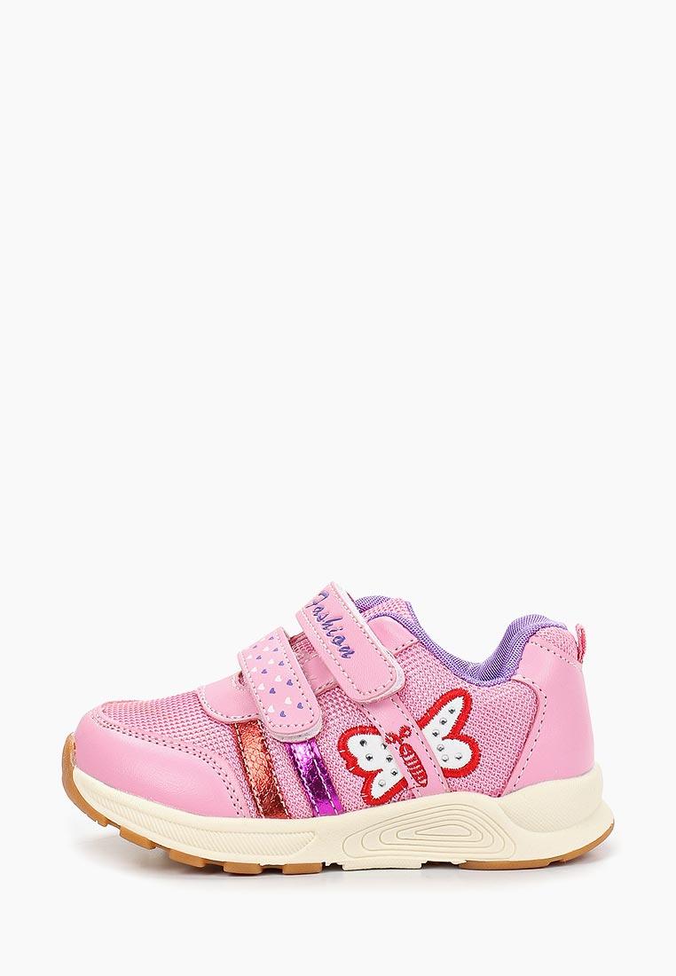 Кроссовки для девочек Tom-Miki B-5328 Розовый