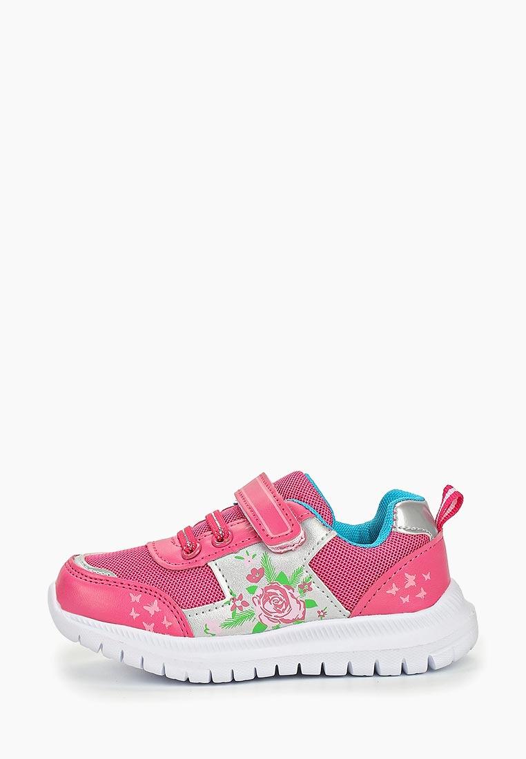 Кроссовки для девочек Tom-Miki B-5345 Малиновый