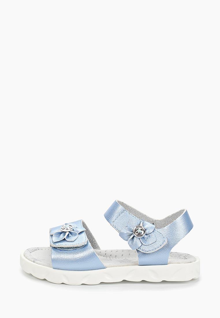 Сандалии для девочек  Tom-Miki B-5294 синий
