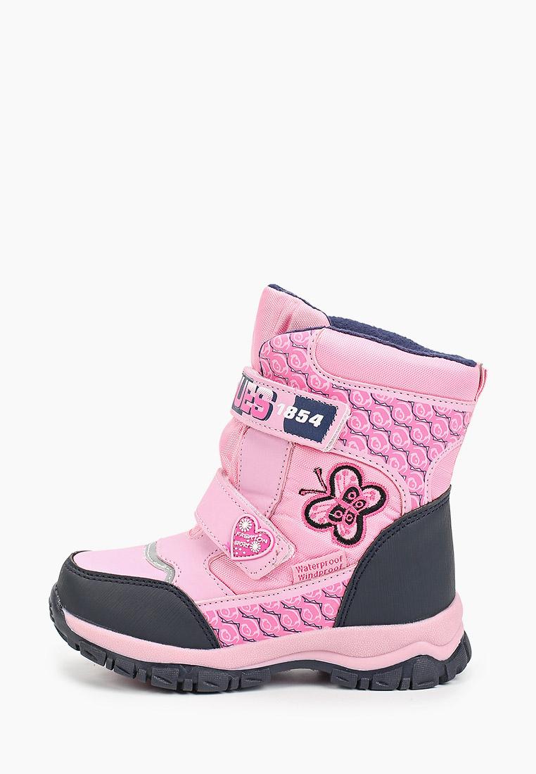 Ботинки для девочек Tom-Miki B-5726-B