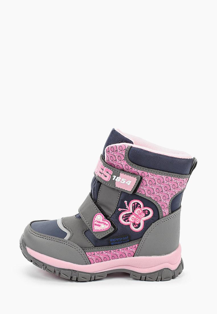 Ботинки для девочек TOM MIKI B-5726-D