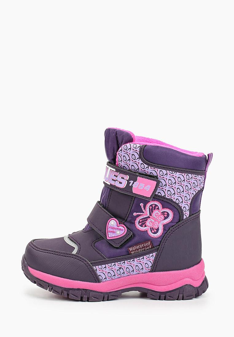 Ботинки для девочек Tom-Miki B-5726-W