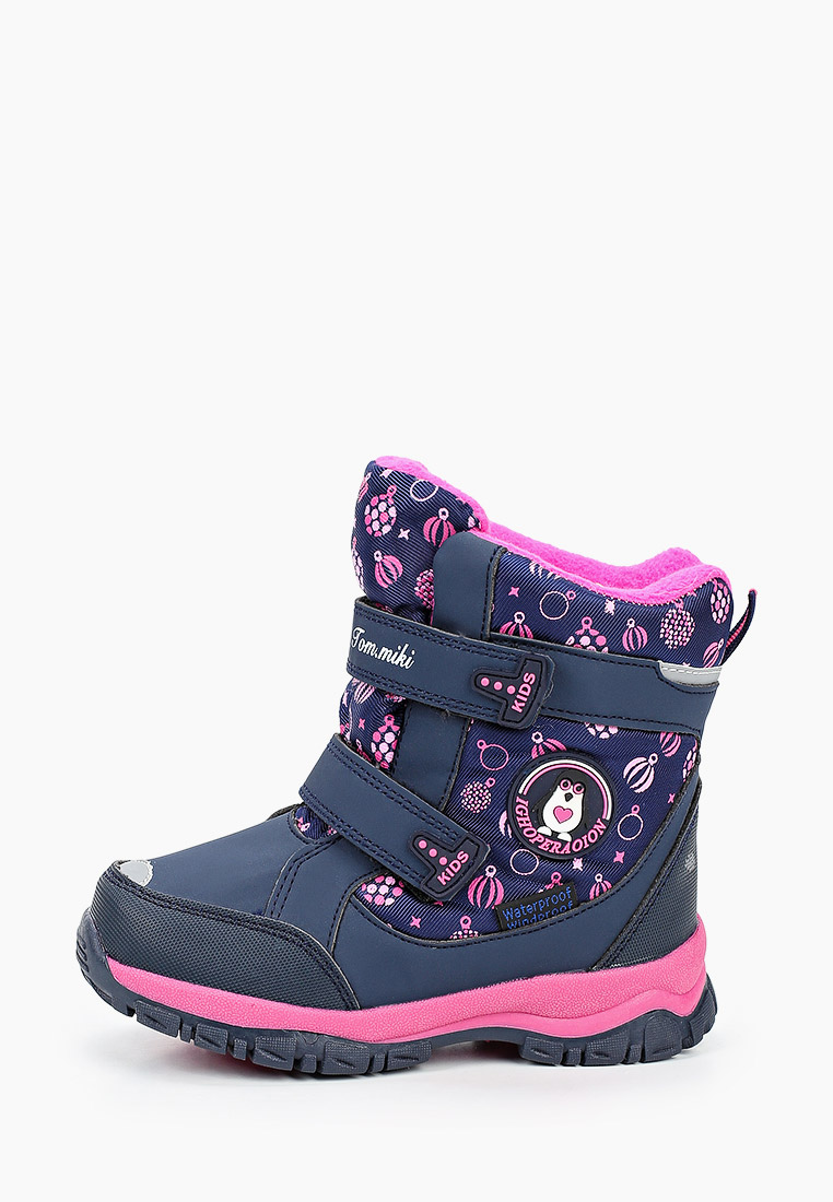 Ботинки для девочек TOM MIKI B-3979-B: изображение 1