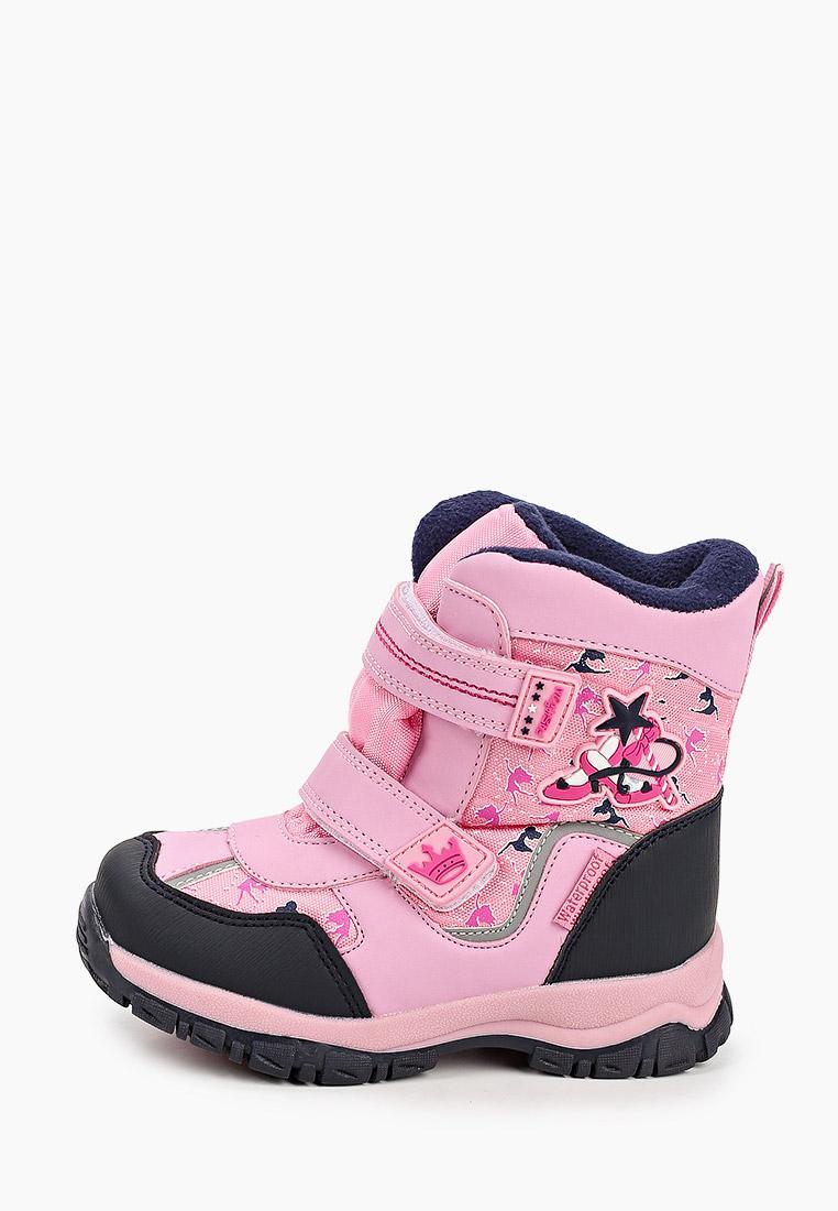 Ботинки для девочек TOM MIKI B-5728-B