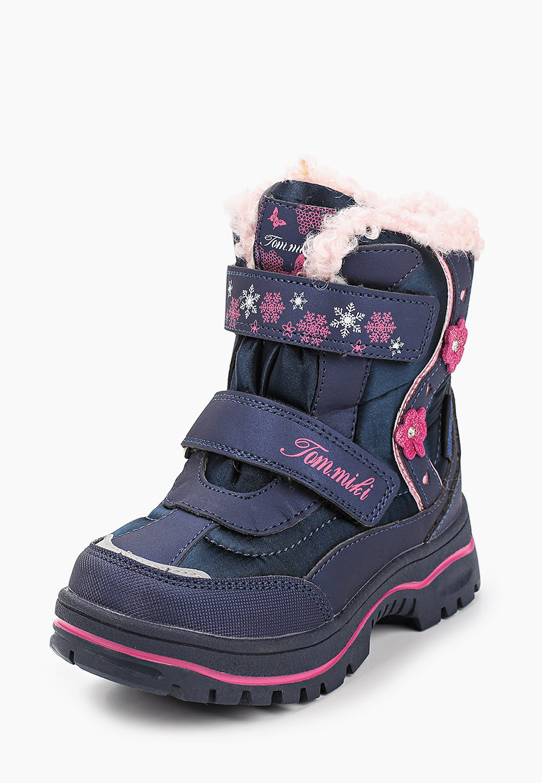 Ботинки для девочек TOM MIKI B-5857-C: изображение 2