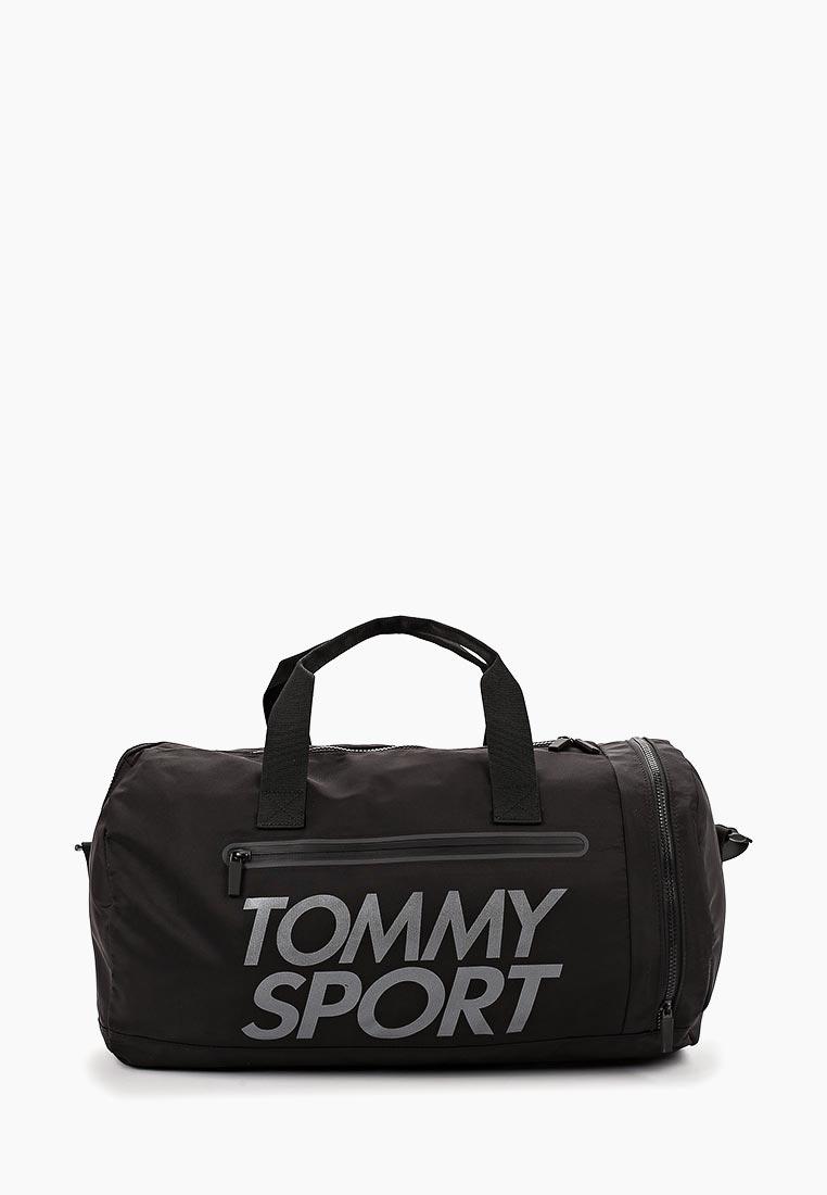 Спортивная сумка Tommy Sport AU0AU00751