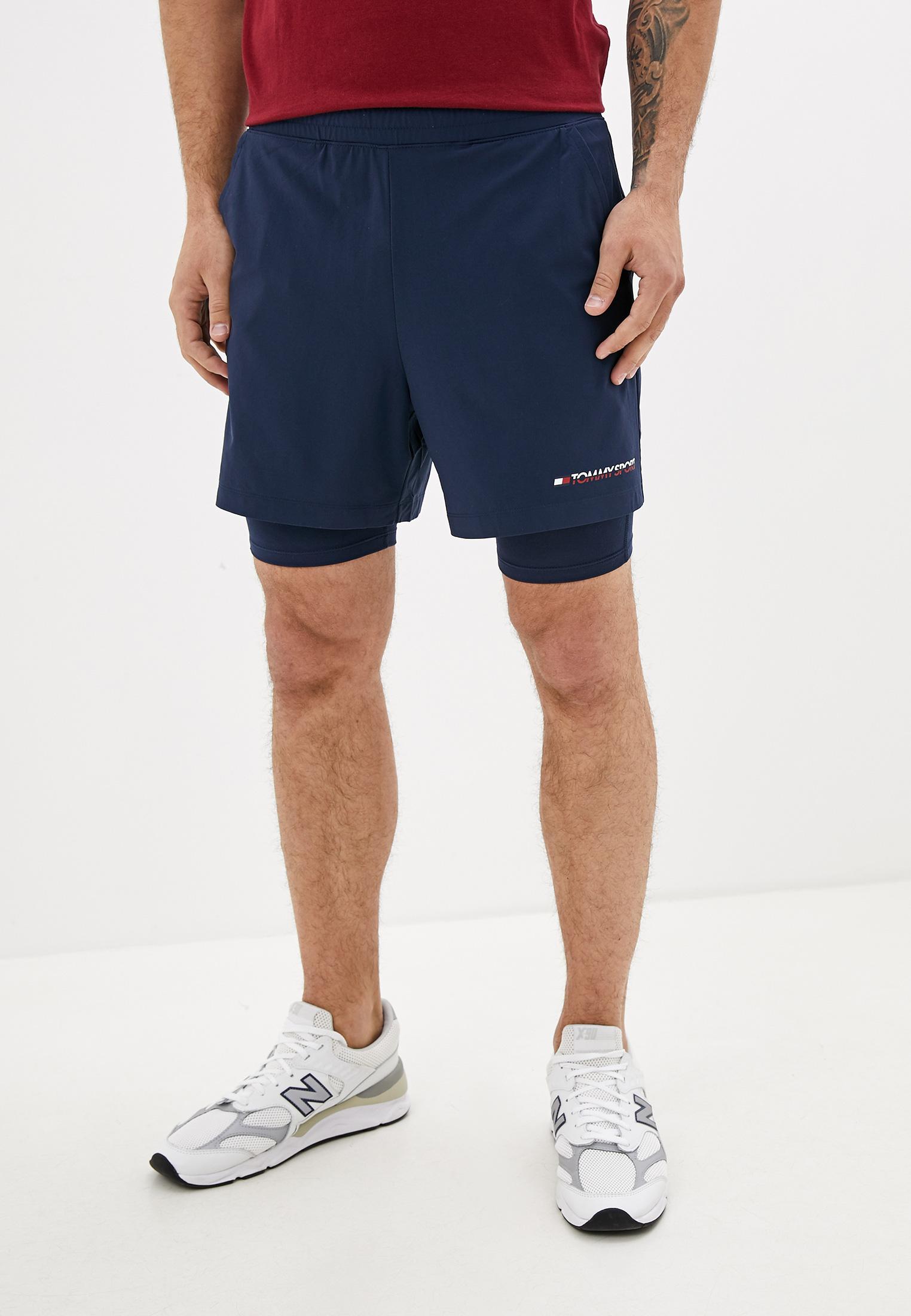 Мужские шорты Tommy Sport S20S200136