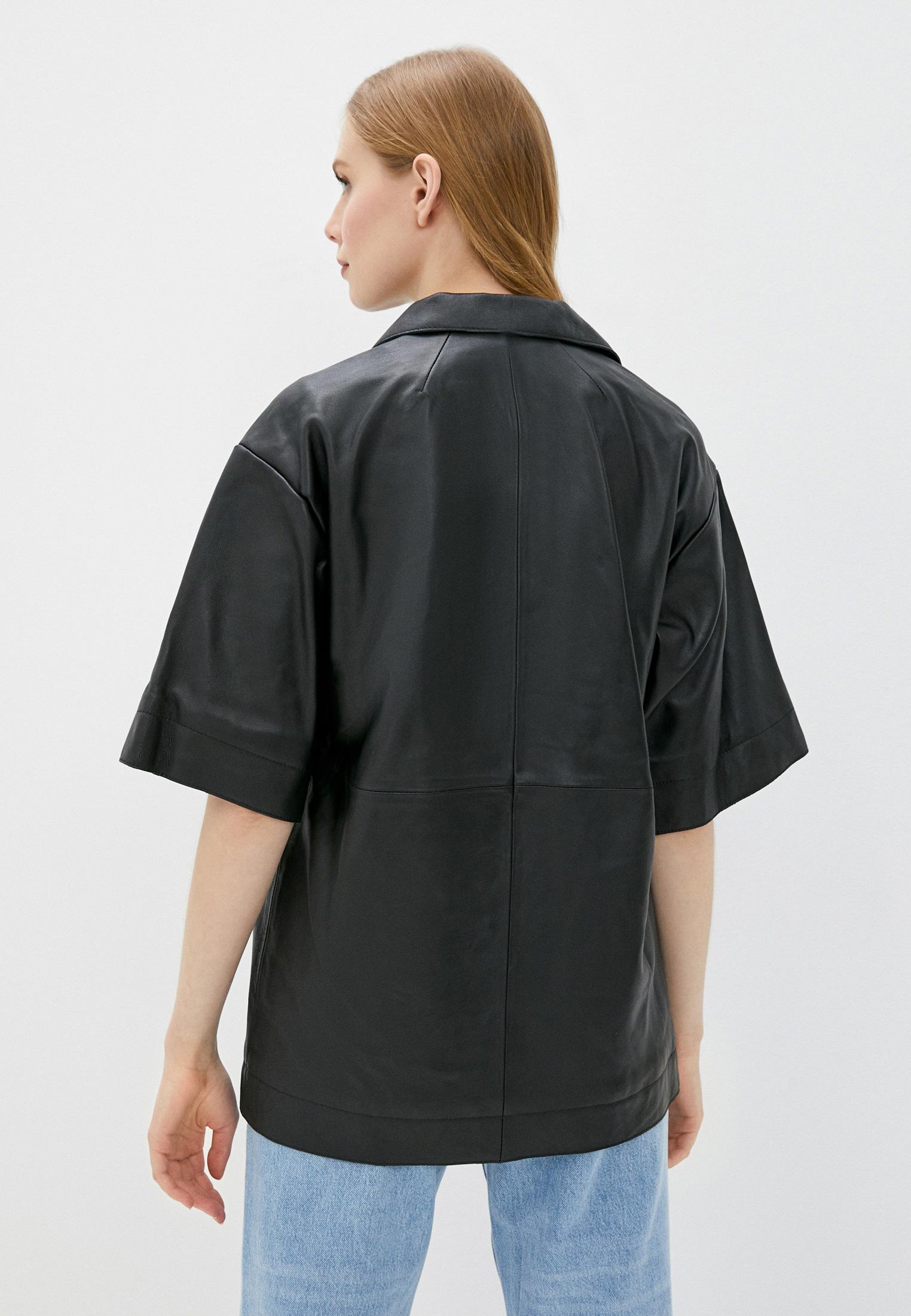 Рубашка с коротким рукавом Topshop Boutique 25L39RBLK: изображение 3