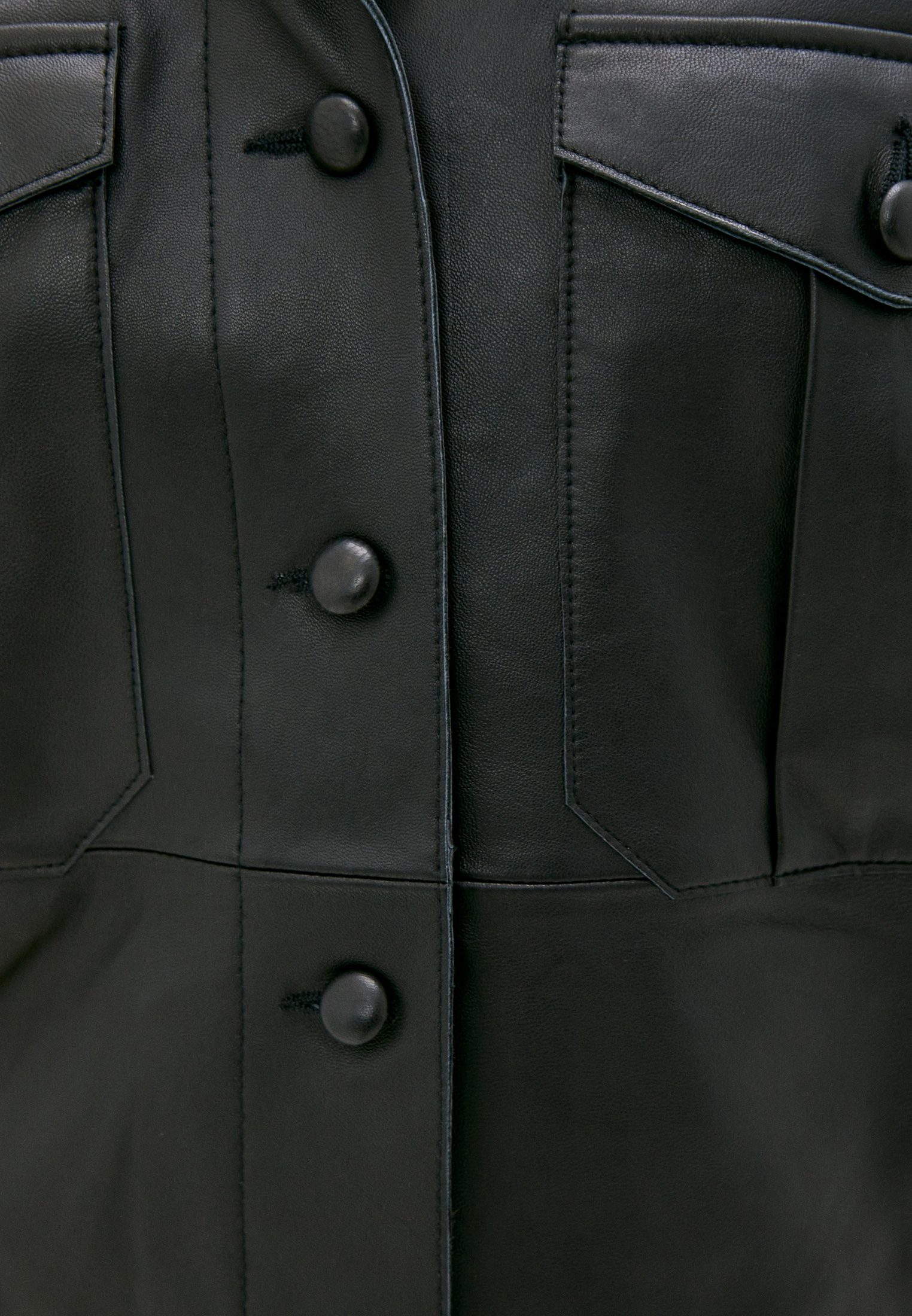 Рубашка с коротким рукавом Topshop Boutique 25L39RBLK: изображение 5