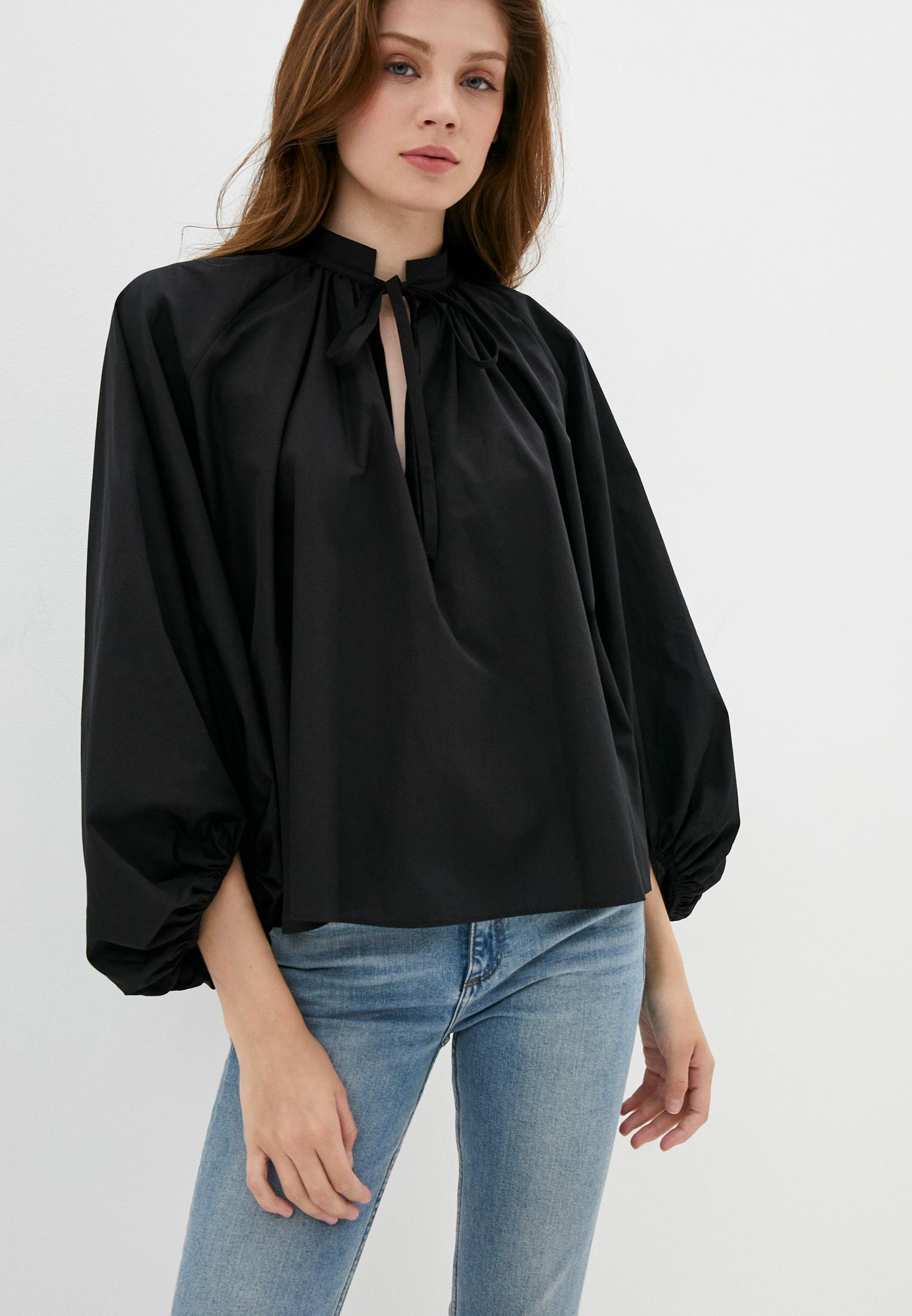 Блуза Topshop Boutique 25T74RBLK