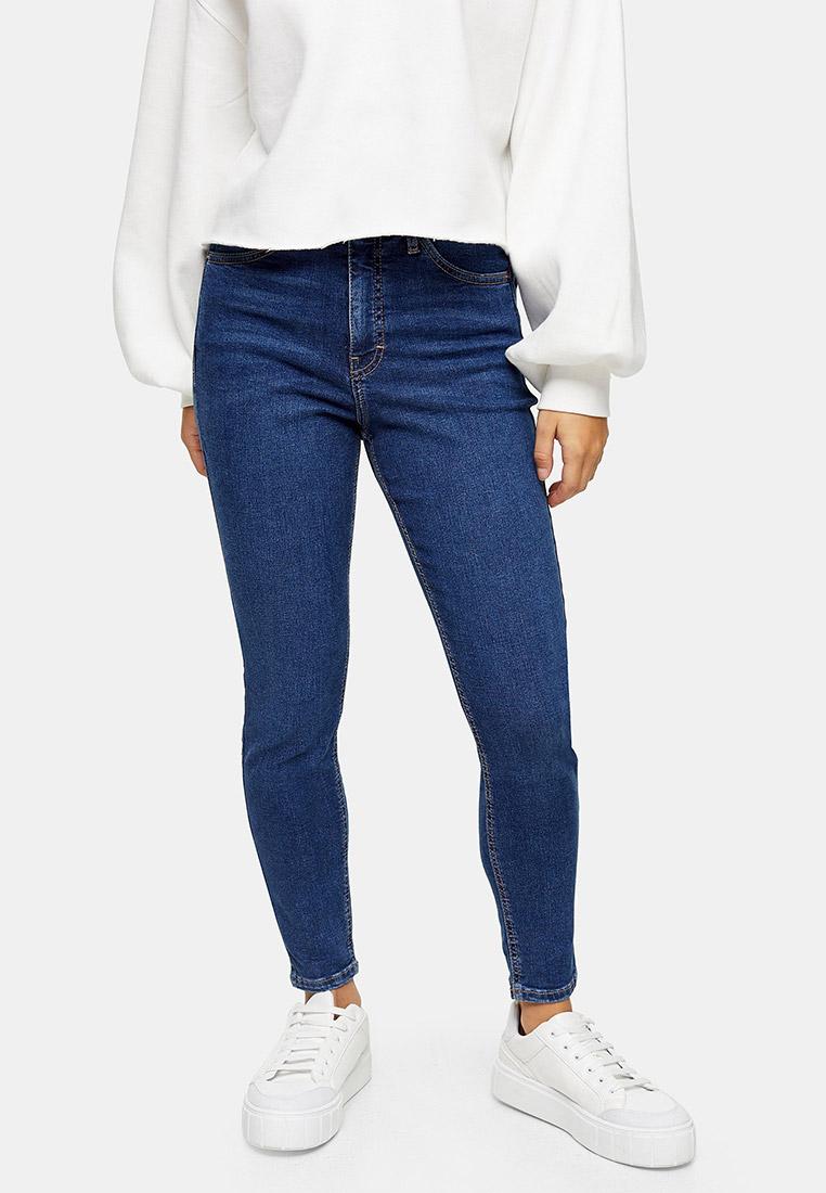 Зауженные джинсы Topshop Petite 26I62TBLE