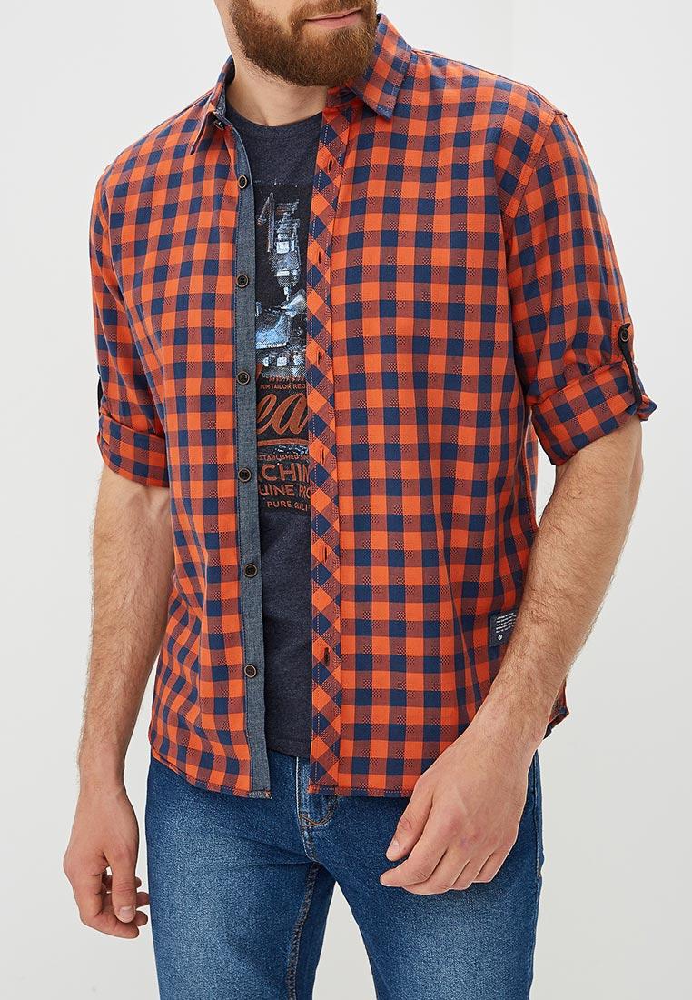Рубашка с длинным рукавом Tom Tailor (Том Тейлор) 2055591.00.10