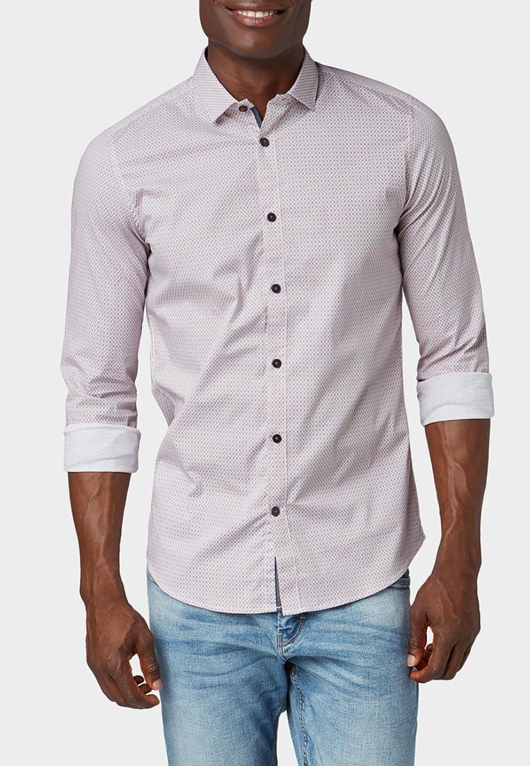 Рубашка с длинным рукавом Tom Tailor (Том Тейлор) 2055596.00.10
