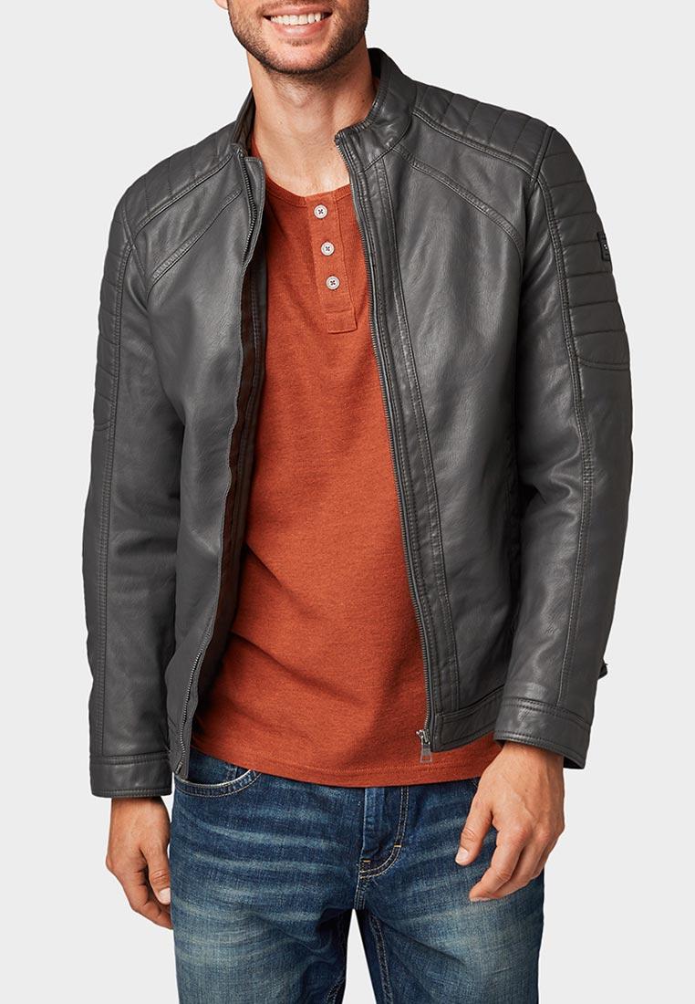 Кожаная куртка Tom Tailor (Том Тейлор) 3555326.00.10